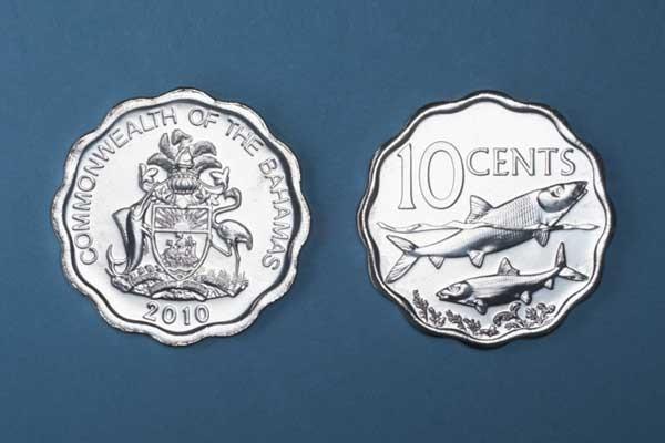 Ten Cent Coin