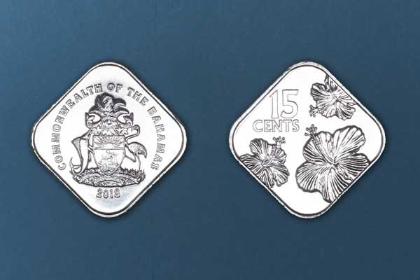 Fifteen Cent Coin